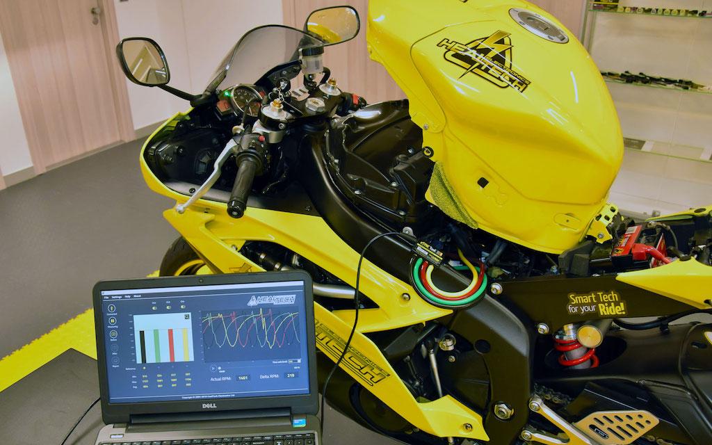 E Sync Tool : l'outil de synchro de votre injection ou vos carburateurs moto