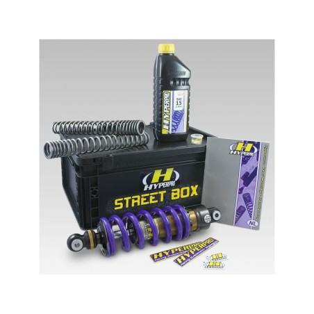 Kit Streetbox Hyperpro pour Suzuki Bandit 650 S - 2007 et +
