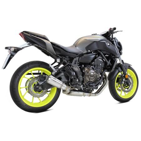 Echappement IXRACE MK2 inox édition - Yamaha XSR 700 2015 et +
