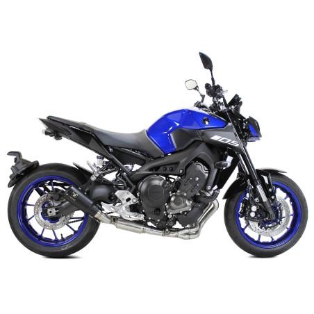 Echappement IXRACE MK2 black édition - Yamaha MT09 et XSR 900