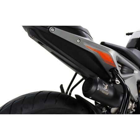 Echappement IXRACE MK2 black édition - KTM Duke 790 2018 et +