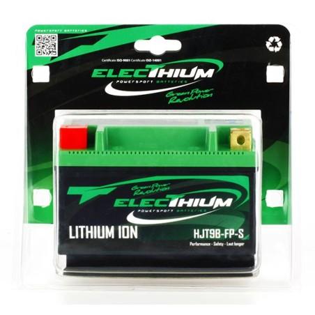 Batterie Lithium ELECTHIUM POWERSPORT HJT9B FP-S - (YT9B-BS)