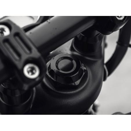 Écrou de colonne de direction ABM Wunderkind pour Triumph 1200 Bobber 2017 et +