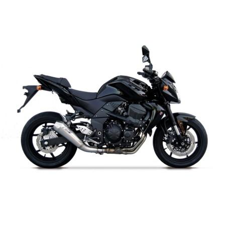 Silencieux inox homologué ZARD pour Kawasaki Z750 2007-2011