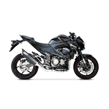 Silencieux homologué inox penta ZARD pour Kawasaki Z800