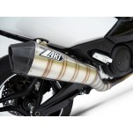 Ligne complète racing titane ZARD pour Yamaha TMAX 530 2012-2016