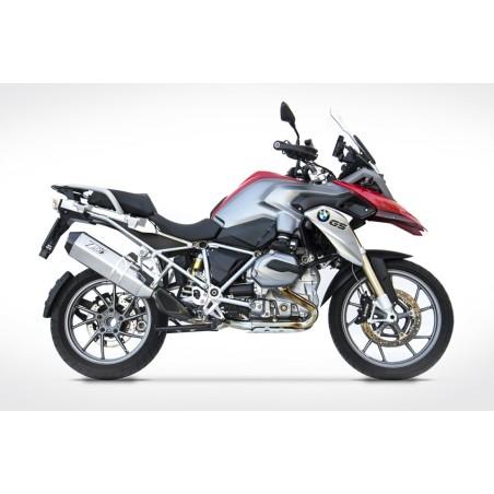 Silencieux penta carbone racing ZARD pour BMW R1200GS Adventure 2014-2018