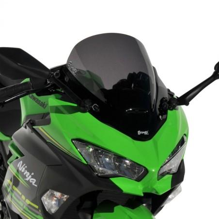 Bulle Aeromax Ermax pour Kawasaki Ninja 400 2018 et +