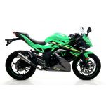 Collecteur racing ARROW 71711MI pour Kawasaki Z125 et Ninja 125 2019 et +