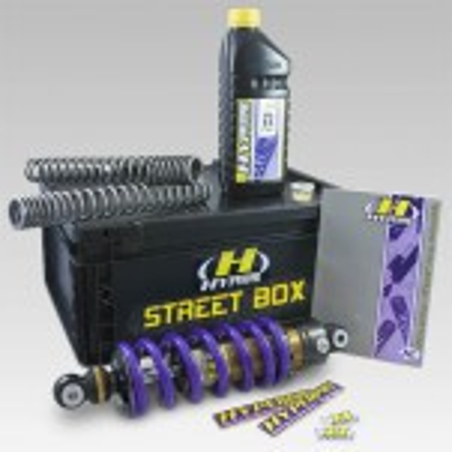 Kit Streetbox Hyperpro pour YAMAHA FZS 600/S FAZER 1998-2003