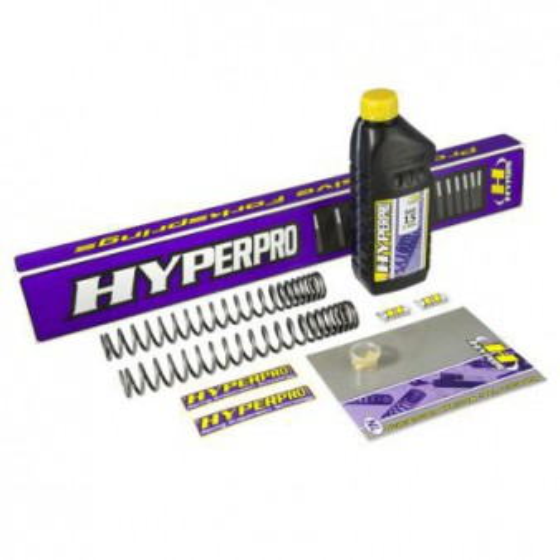 Ressorts de fourche Hyperpro Voxan CAFE RACER (ressort de fourche 405mm) 1999 et +