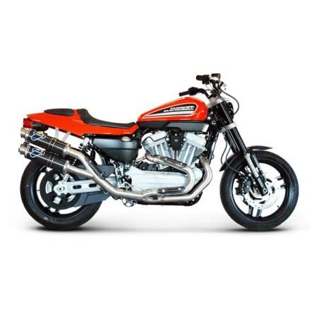 Ligne complète RACING Termignoni pour Harley Davidson XR1200R 2008-2011
