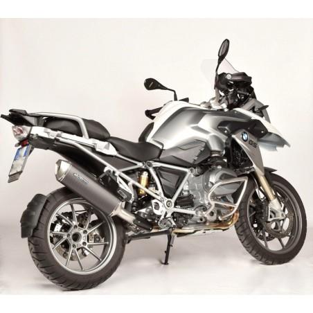 Silencieux Force SPARK pour BMW R 1200 GS 2013-2014