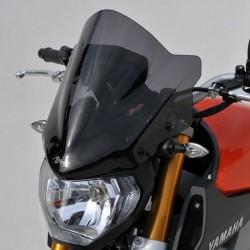 Saute-vent déflecteur 33cm Ermax - Yamaha MT09 2014-2016