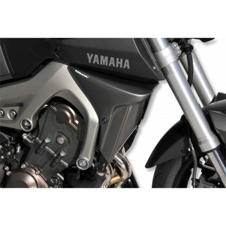 Écopes de radiateur Ermax pour Yamaha MT-09