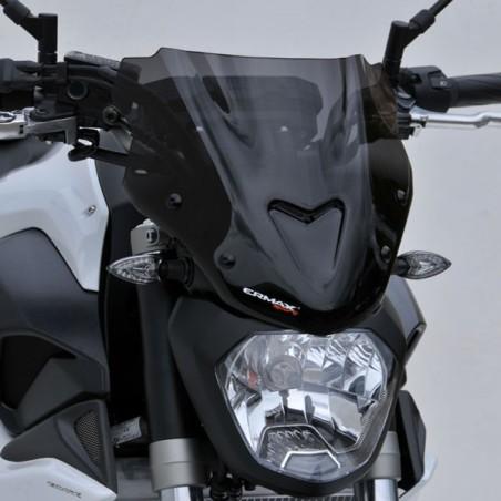 Saute-vent déflecteur 27cm sport Ermax pour Yamaha MT07 2014-2017