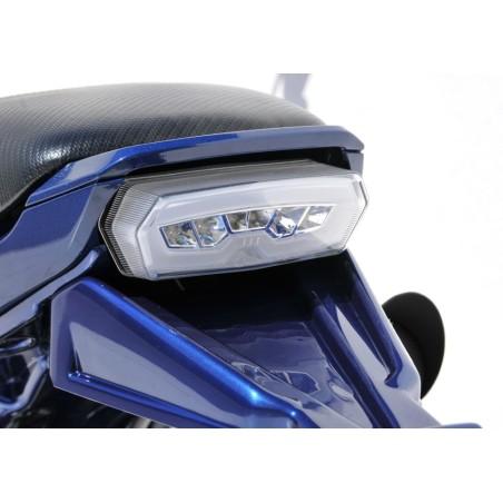Feu à LED blanc Ermax avec Néon + clignotants intégrés pour Honda MSX125 (GROM) 2013-2016