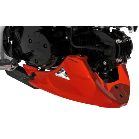 Sabot moteur 2 parties + grille Ermax pour Honda MSX125 (GROM) 2013-2015