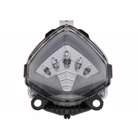 Feu à LED blanc Ermax avec néon et réflecteur pour Honda CB500F 2013-2015