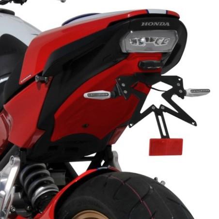 Passage de roue Ermax + support de plaque ABS, pour Honda CB500F et CBR500R 2013-2015