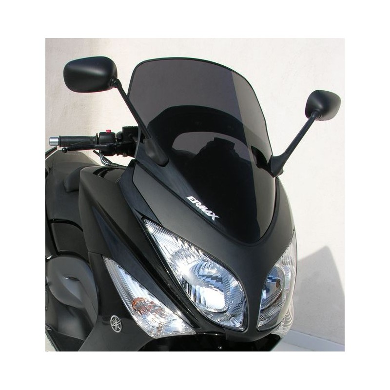 bulle pare brise ermax sport 68cm pour yamaha 500 t max. Black Bedroom Furniture Sets. Home Design Ideas