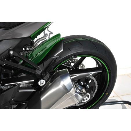 Garde-boue arrière et pare chaîne Ermax - Kawasaki Z 1000 2010-2013