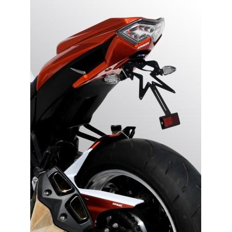 Support de plaque Ermax - Kawasaki Z1000 2010-2013