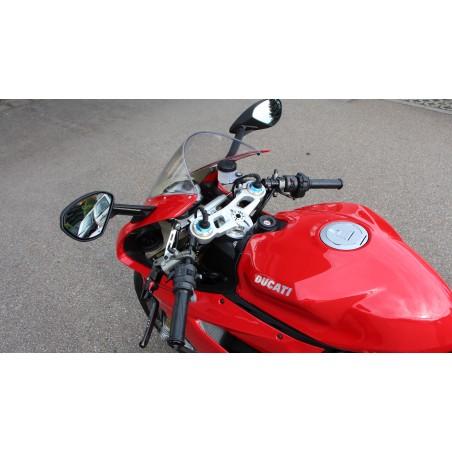 Kit complet guidons ABM multiClip - Ducati Panigale 1299 et 1299S  2014 et +