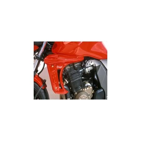 Écopes de radiateur Ermax pour Kawasaki Z750 2004-2006