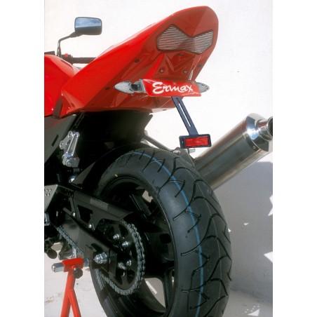 Support de plaque Ermax - Kawasaki Z750 2004-2006