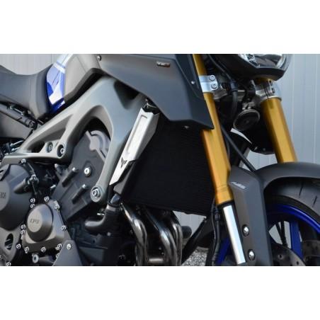 Écopes de radiateur Top Block pour Yamaha MT-09