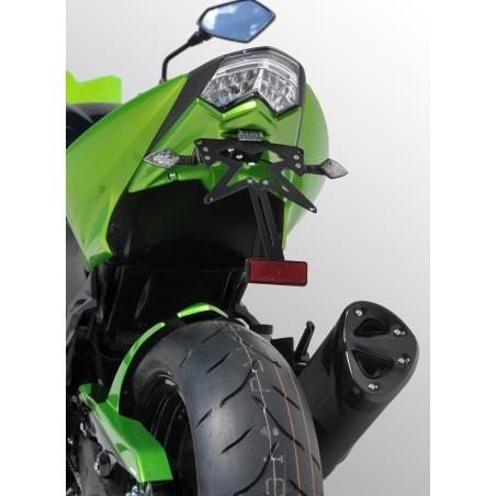 Support de plaque Ermax - Kawasaki Z750R 2011-2012