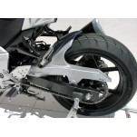 Garde-boue arrière et pare chaîne Ermax - Kawasaki Z750S 2005-2007
