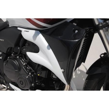 Écopes de radiateur Bicolore Ermax pour Honda CB600F Hornet 2007-2009
