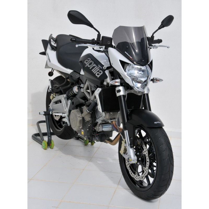saute vent sport 28cm ermax aprilia shiver 750 2011 2016 tech2roo. Black Bedroom Furniture Sets. Home Design Ideas