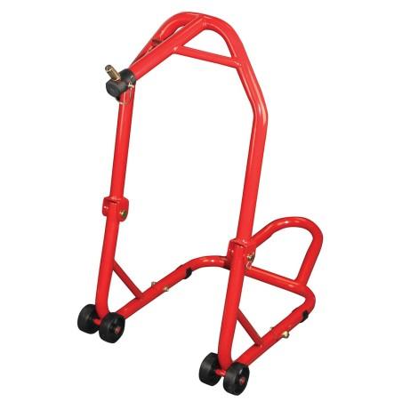 Béquille de stand moto AVANT - BikeTek séries 3