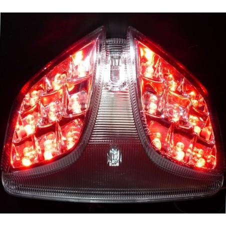 Feu à LED blanc Ermax pour Suzuki GSX-R600 ET GSX-R750 2008-2009