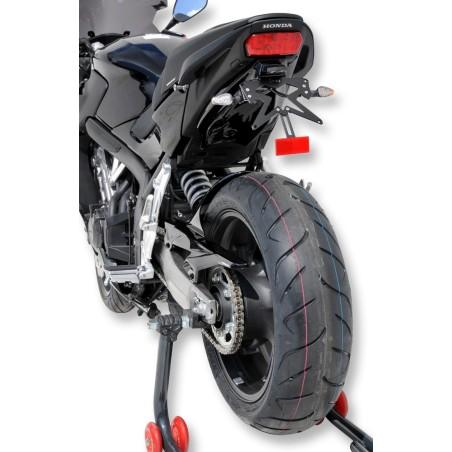Passage de roue Ermax + support et éclairage de plaque pour Honda CBR650F 2014-2016