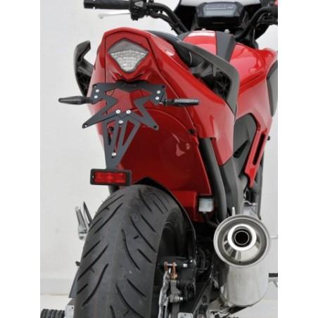 Passage de roue Ermax - Honda NC700X 2012-2013