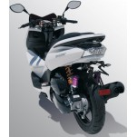 Passage de roue Ermax - Honda NC750X 2014-2015