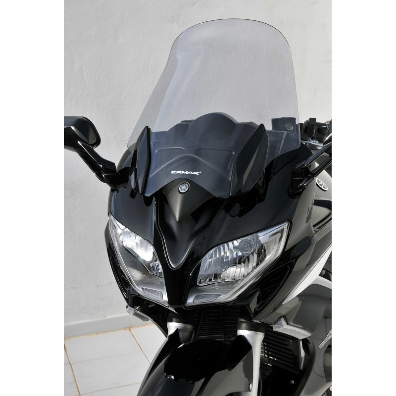 bulle haute protection ermax yamaha fjr 1300 2013 2016. Black Bedroom Furniture Sets. Home Design Ideas