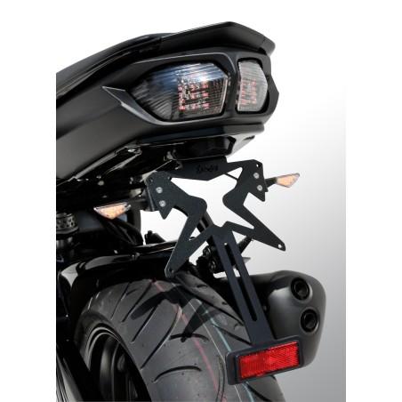 Support de plaque réglable Ermax pour Yamaha FZ8 2010-2015