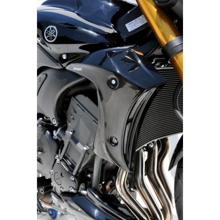 Écopes de radiateur Ermax pour Yamaha FZ8 2010-2015