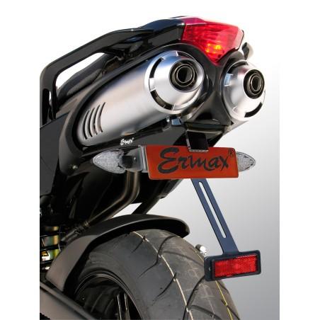 Support de plaque réglable Ermax pour Yamaha FZ6 / FZS 600 FAZER / S2 2004-2010