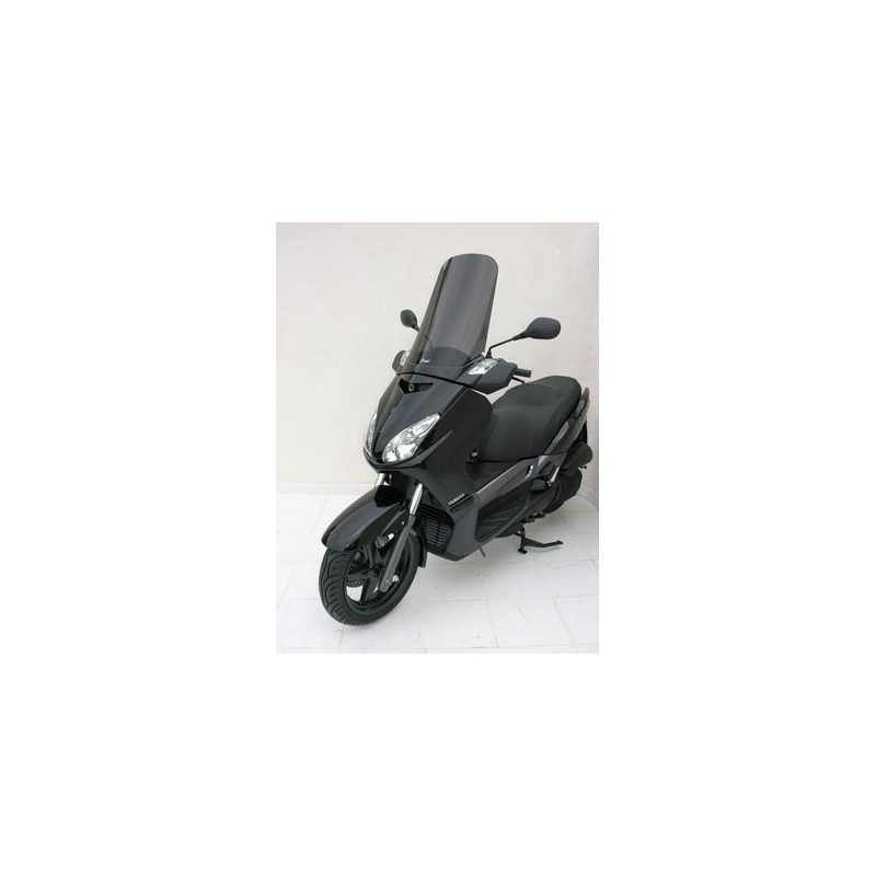 pare brise scooter ermax haute protection 55cm yamaha 125 x max 250 x max 2006 2009 tech2roo. Black Bedroom Furniture Sets. Home Design Ideas