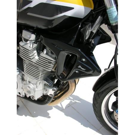 Écopes de radiateur Ermax pour Yamaha XJR 1300 ou SP 1999-2014