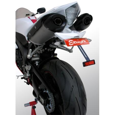 Support de plaque Ermax pour Yamaha YZF-R1 2004-2008