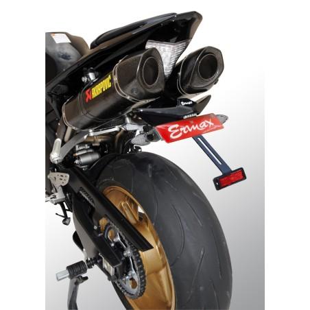 Support de plaque Ermax pour Yamaha YZF-R1 2009-2014