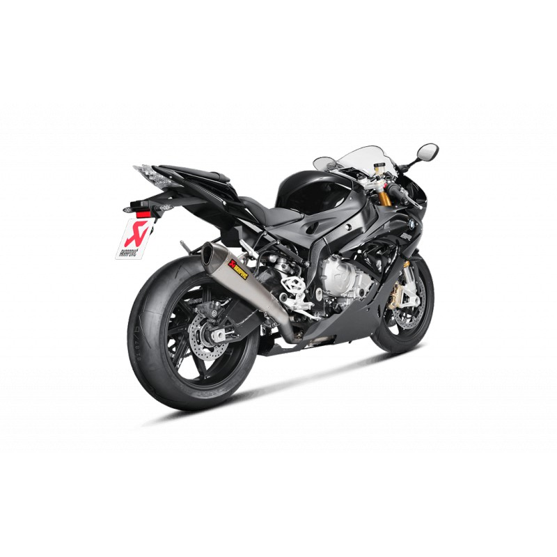 ligne compl te racing akrapovic pour bmw s1000rr 2015 2016 tech2roo. Black Bedroom Furniture Sets. Home Design Ideas