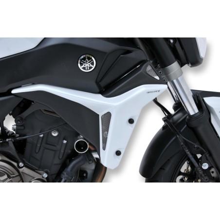 Écopes de radiateur Ermax pour Yamaha MT07